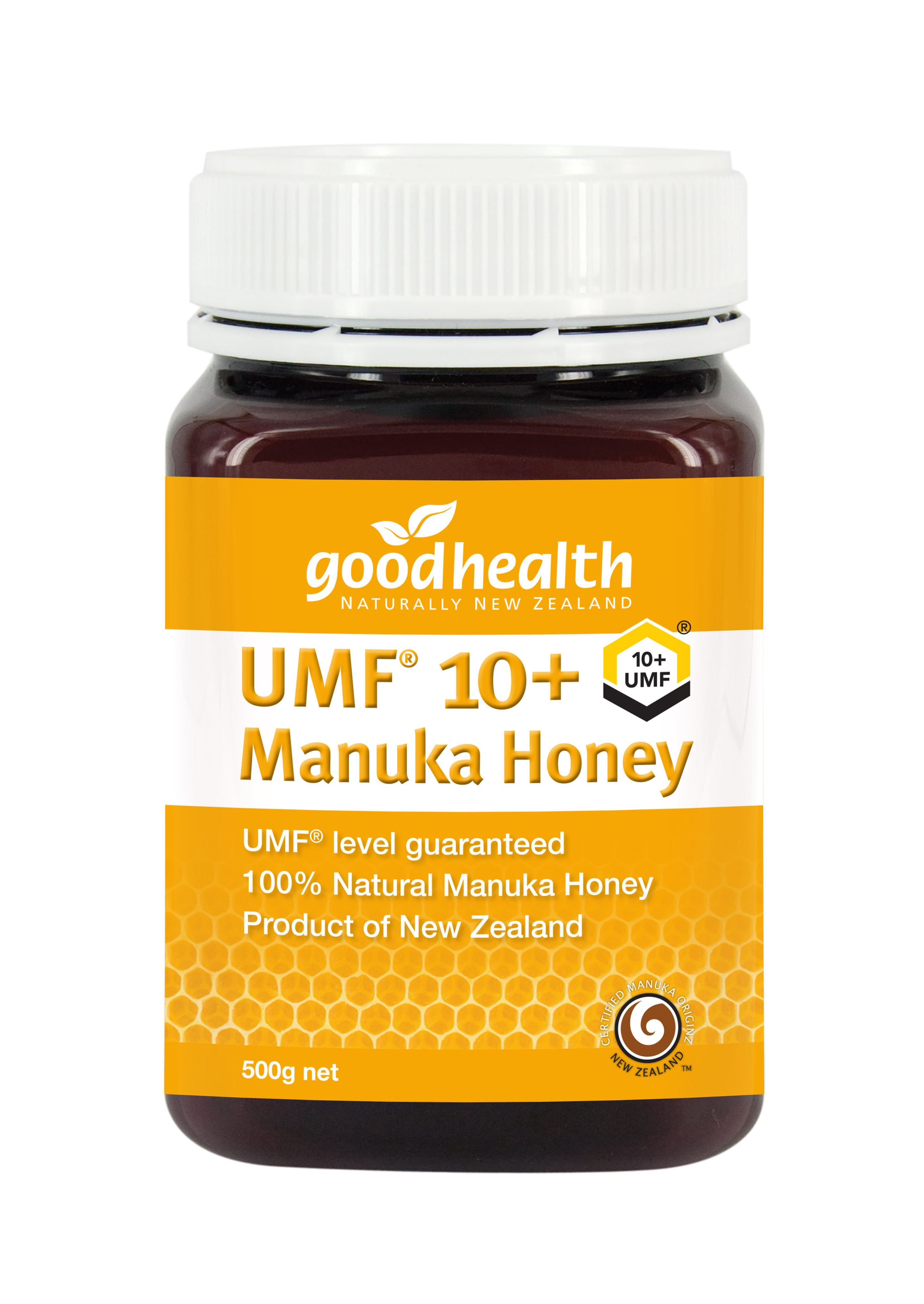UMF® 10+ Manuka Honey - 500g