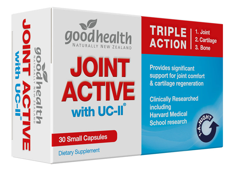 Joint Active with UC-II 30 Small Capsules