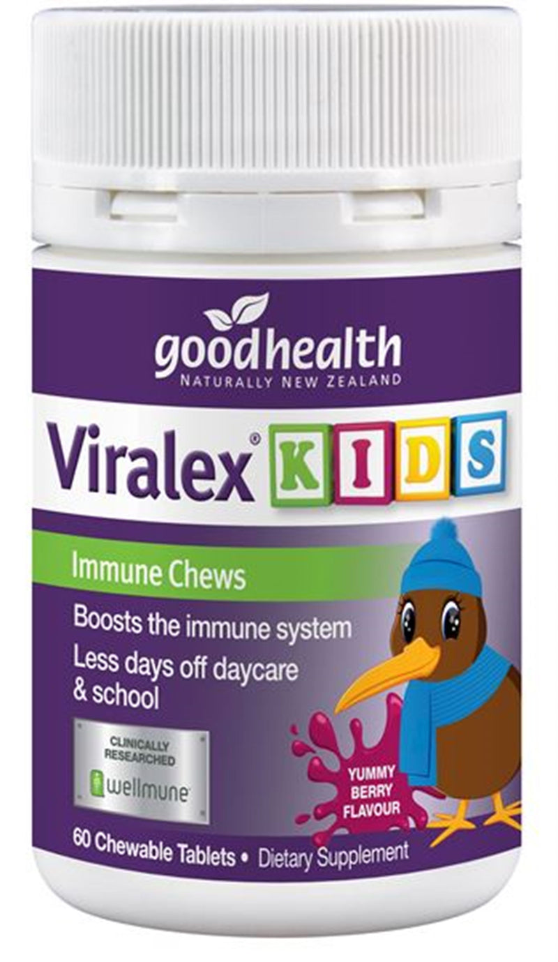 Viralex Kids Immune Chews - 60 Tablets