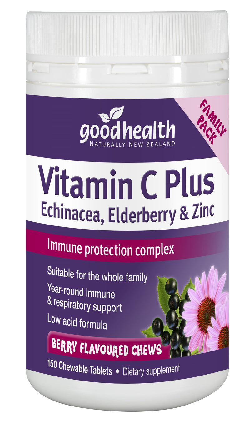 Vitamin C Plus Chews - 150 Tablets