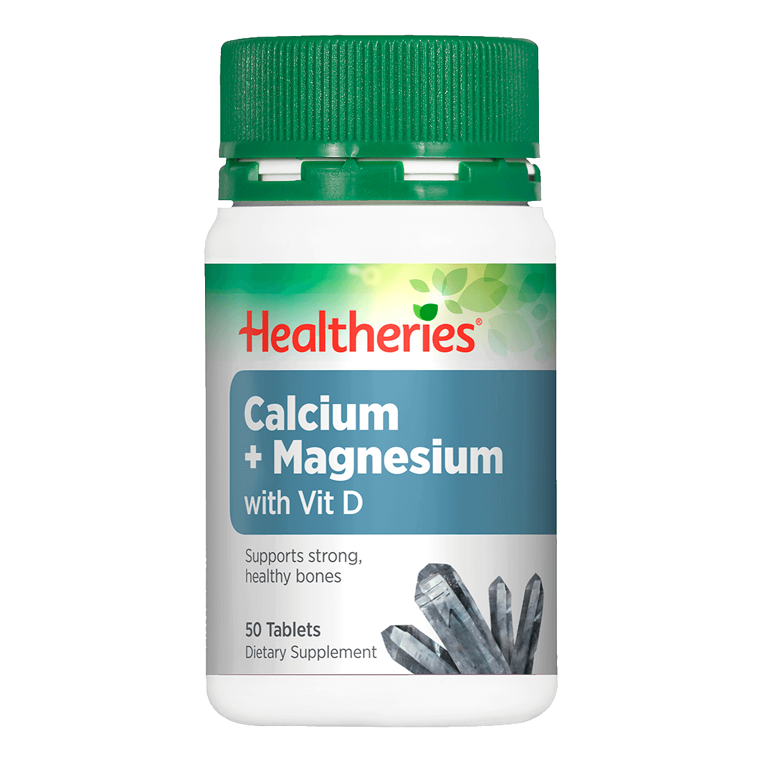 Healtheries Calcium 1000 Plus - 50 Tablets
