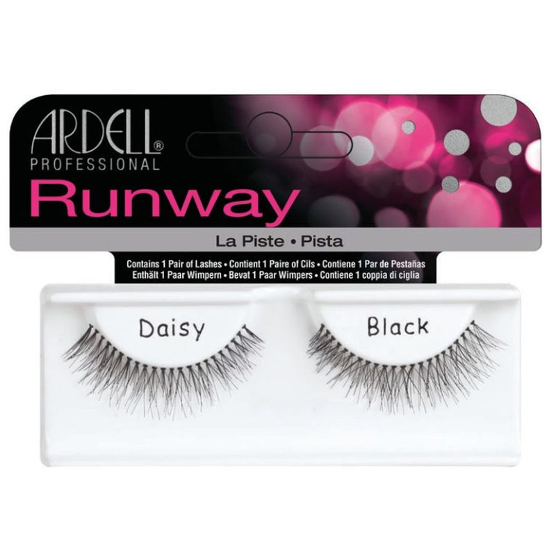 Ardell Runway Eyelashes - Daisy Black