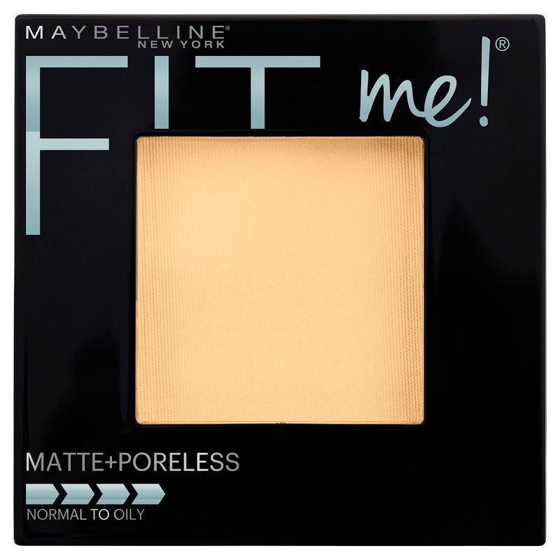 Maybelline Fit Me Matte & Poreless Pressed Powder - Porcelain