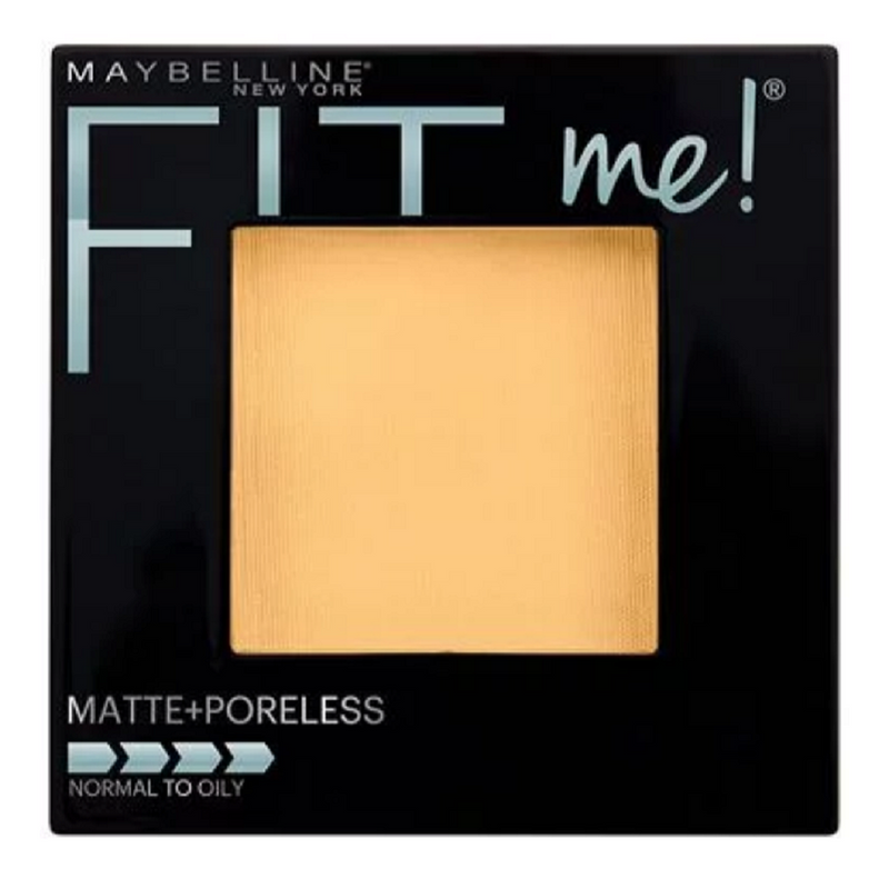 Maybelline Fit Me Matte & Poreless Pressed Powder - Classic Ivory