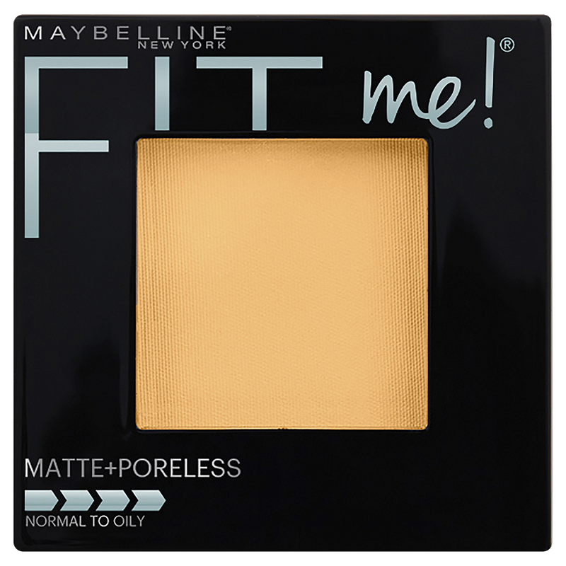 Maybelline Fit Me Matte & Poreless Pressed Powder - Natural Beige