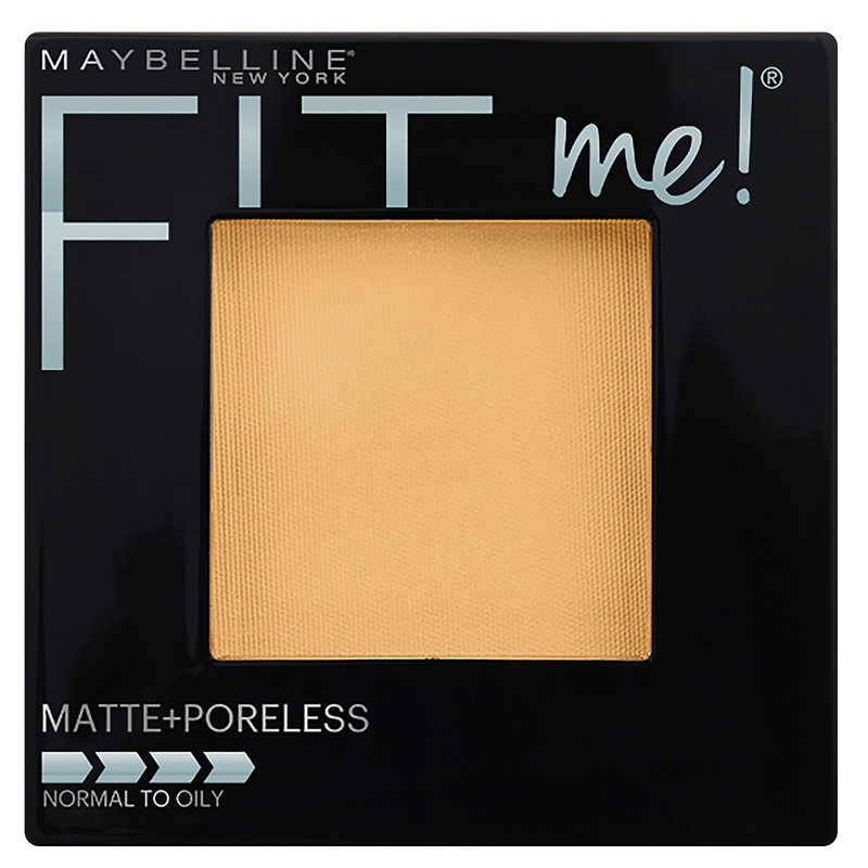 Maybelline Fit Me Matte & Poreless Pressed Powder - Natural Buff