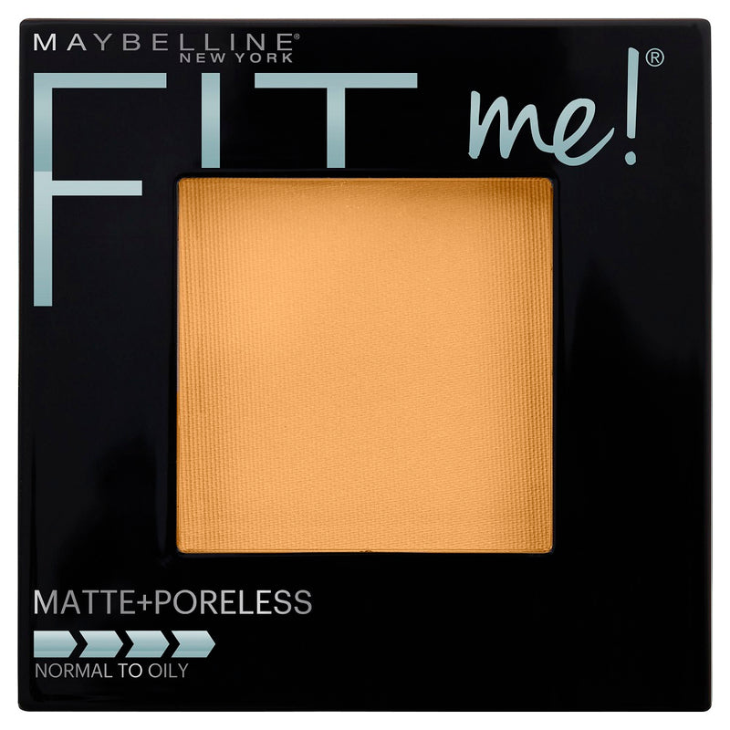 Maybelline Fit Me Matte & Poreless Pressed Powder - Sun Beige