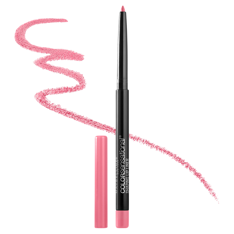 Maybelline Color Sensational Shaping Lip Liner - Palest Pink