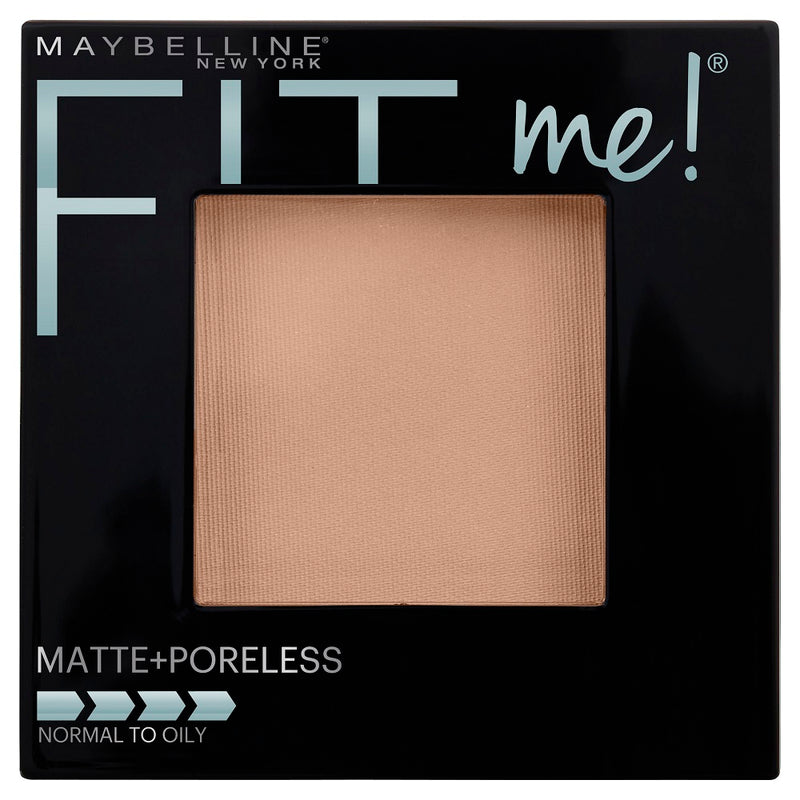 Maybelline Fit Me Matte & Poreless Pressed Powder - Pure Beige