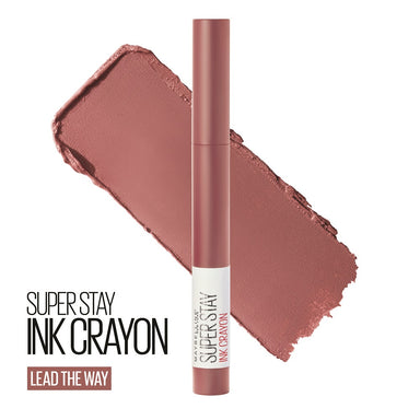 Maybelline SuperStay Ink Crayon Lipstick - Lead The Way