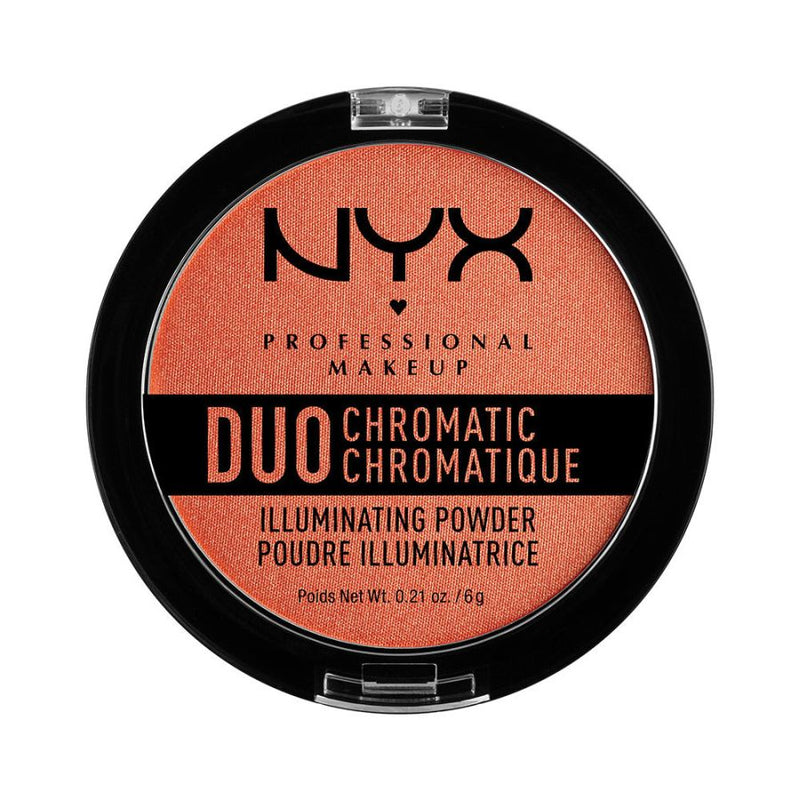 NYX Duo Chromatic Illuminating Powder Synthetica
