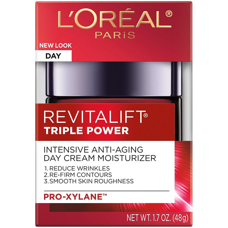 L'Oreal Revitalift Triple Power Day Cream