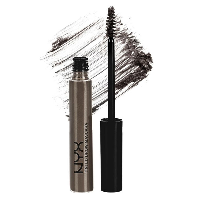 NYX Tinted Brow Mascara - Black