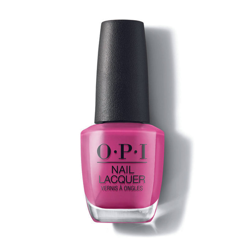 OPI Nail Lacquer - No Turning Back From Pink Street