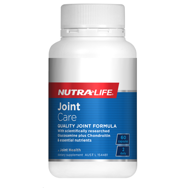 Nutra Life Joint Care - 60 Capsules