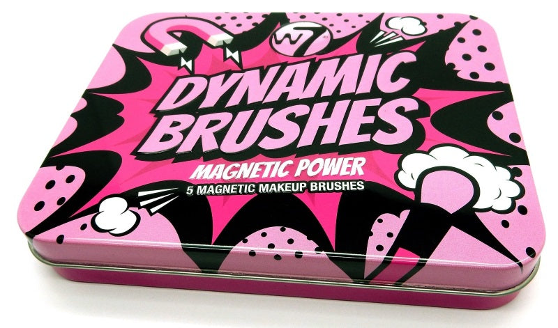 W7 Dynamic Brushes Set Magnetic Power