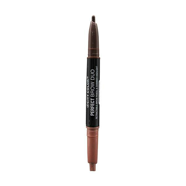 City Color Duo Brow Party | Espresso