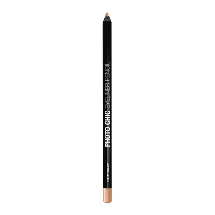 City Color Photo Chic Eyeliner Pencil | Golden Tan