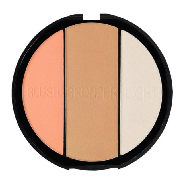 City Color Sunkissed Trio | Bronzed Peach