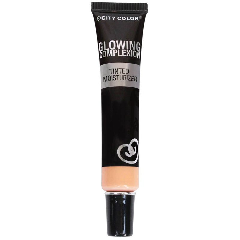 City Color Glowing Complexion Tinted Moisturizer | Natural