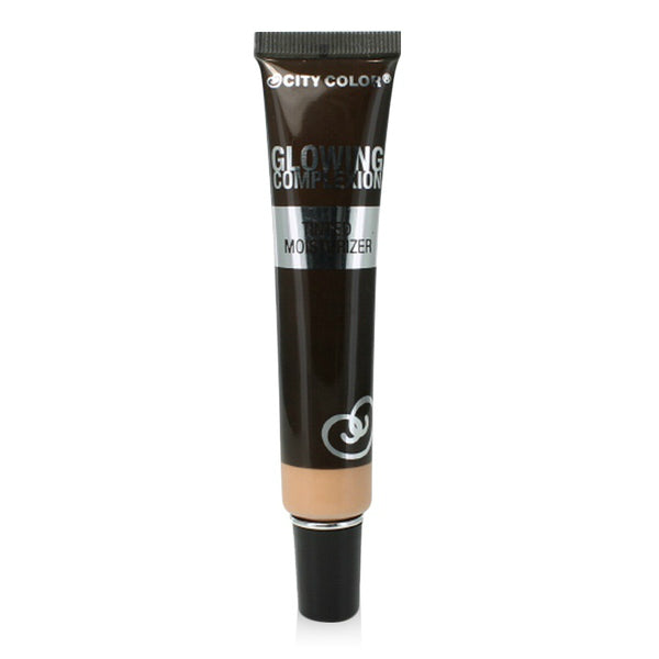 City Color Glowing Complexion Tinted Moisturizer | Beige
