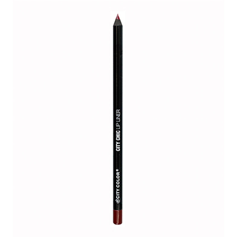 City Color Lip Liner | Pecan