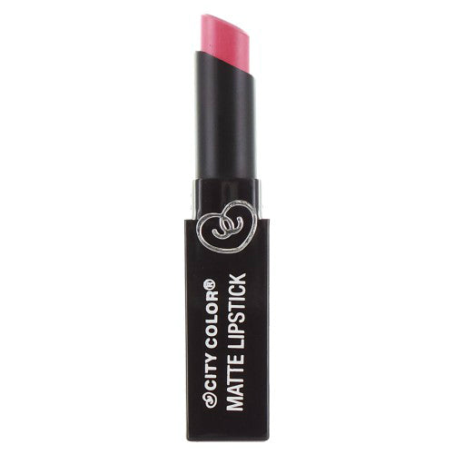 City Color Matte Lipstick | Cherry Blossom