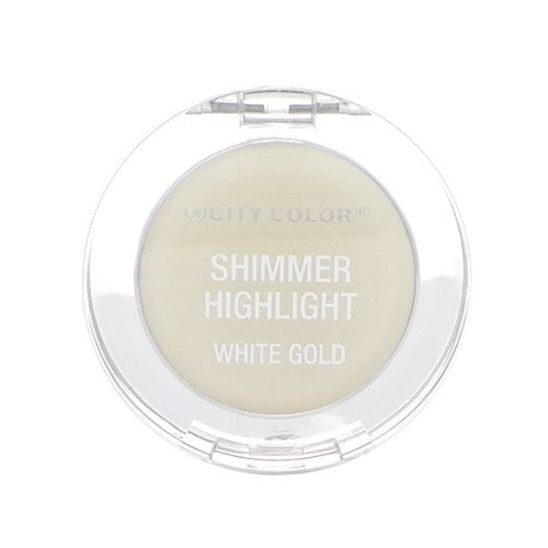 City Color Shimmer Highlight | White Gold