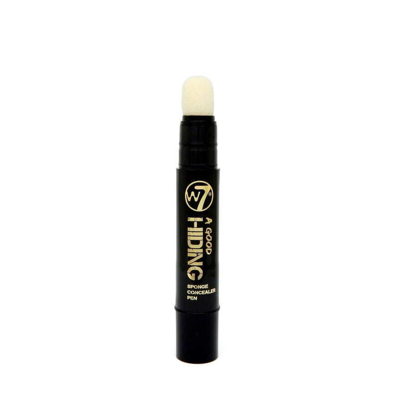 W7 A Good Hiding Sponge Concealer Pen | Light Medium