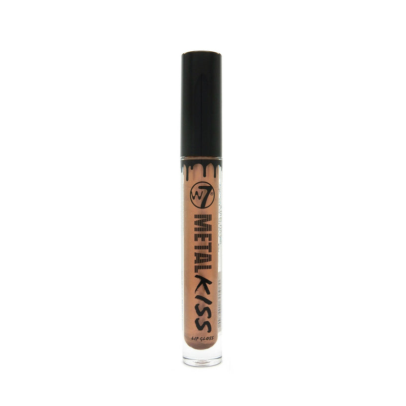 W7 Metal Kiss Lip Gloss | Heavenly