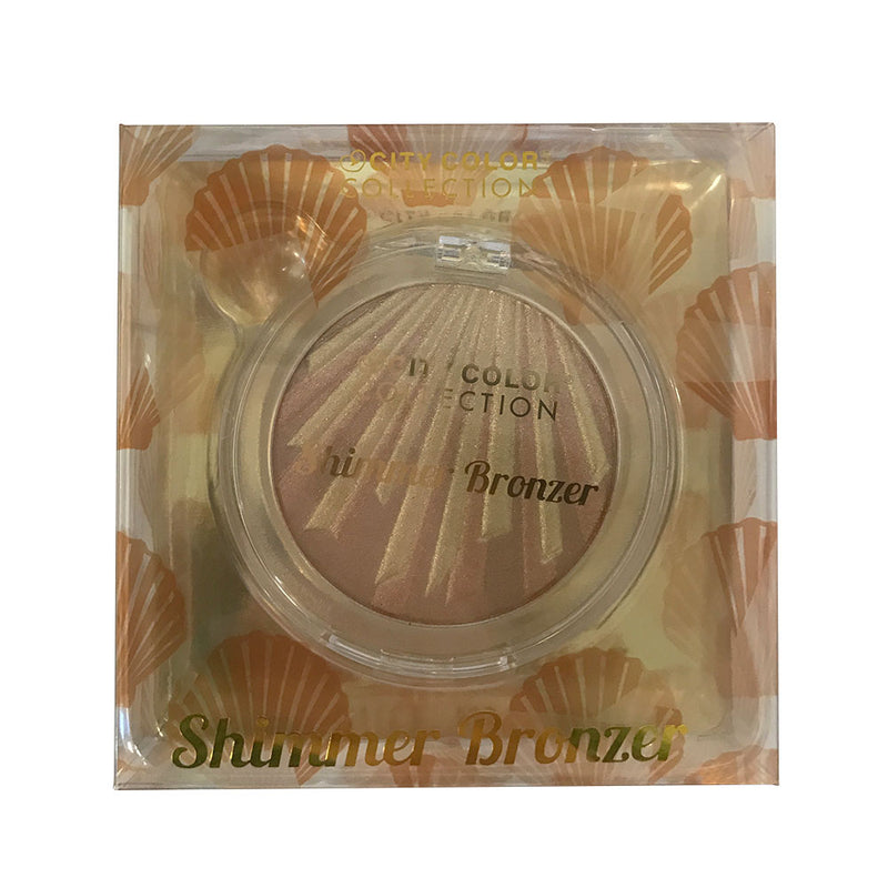 City Color Shimmer Bronzer