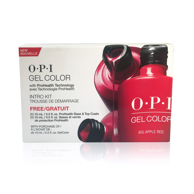 OPI GelColor Intro Kit 6pc Set