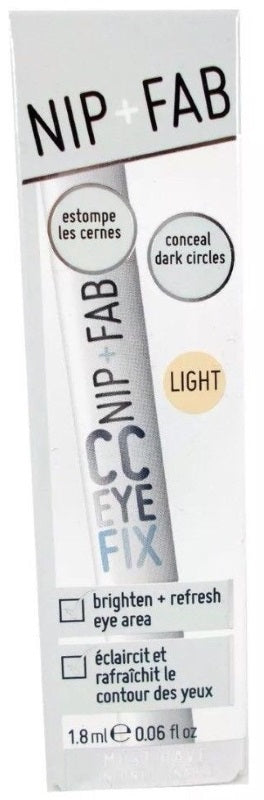 Nip + Fab CC Eye Fix - Light