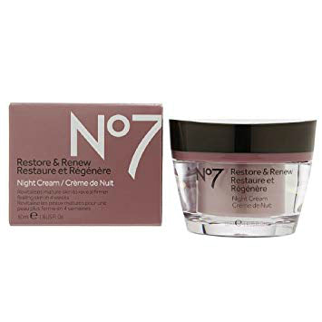 N07 Restore And Renew Night Cream 50ml
