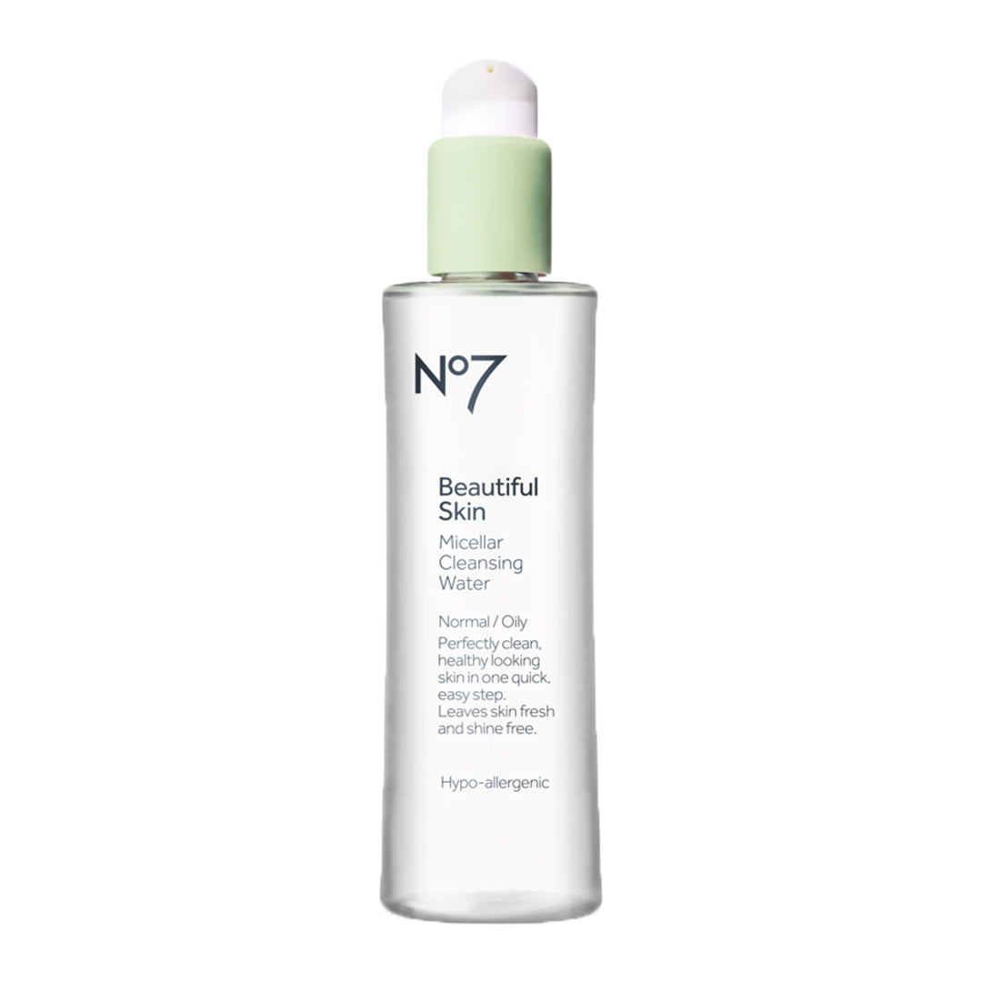 N07 Beautiful Skin Micellar Cleansing Water Normal / Oily 200ml