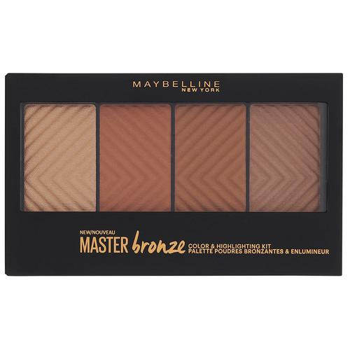 Maybelline FaceStudio Bronze Color & Highlighting Kit