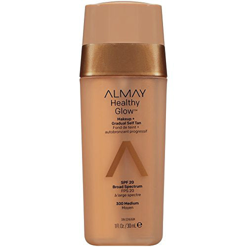 Almay Healthy Glow Makeup | 300 Medium