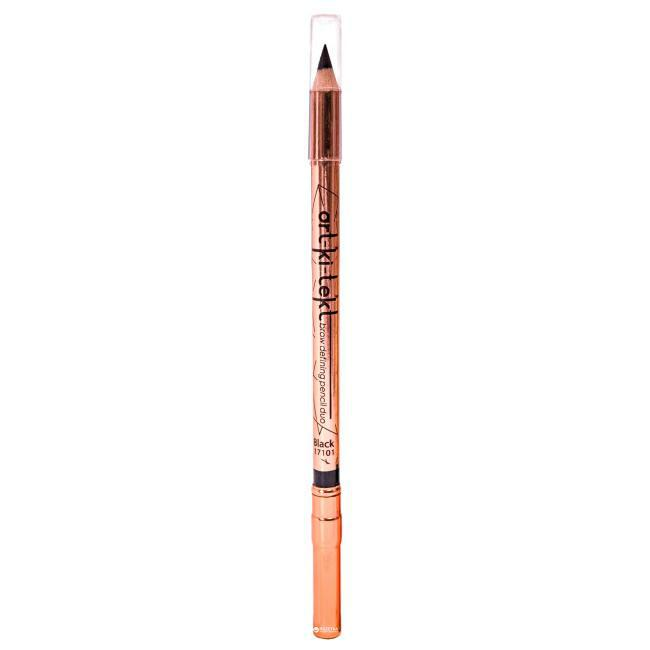 LA Splash Art|ki|tekt Brow Defining Pencil Duo | Black