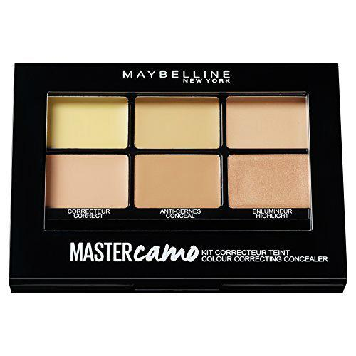 Maybelline Master Camo Correction Kit | 02 Medium