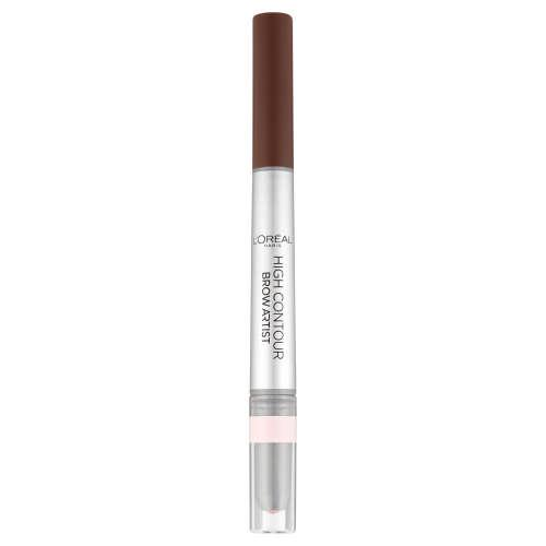 L'Oreal High Contour Brow Pencil & Highlighter | 107 Cool Brunette
