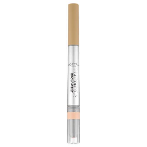 L'Oreal High Contour Brow Pencil & Highlighter | 103 Warm Blonde