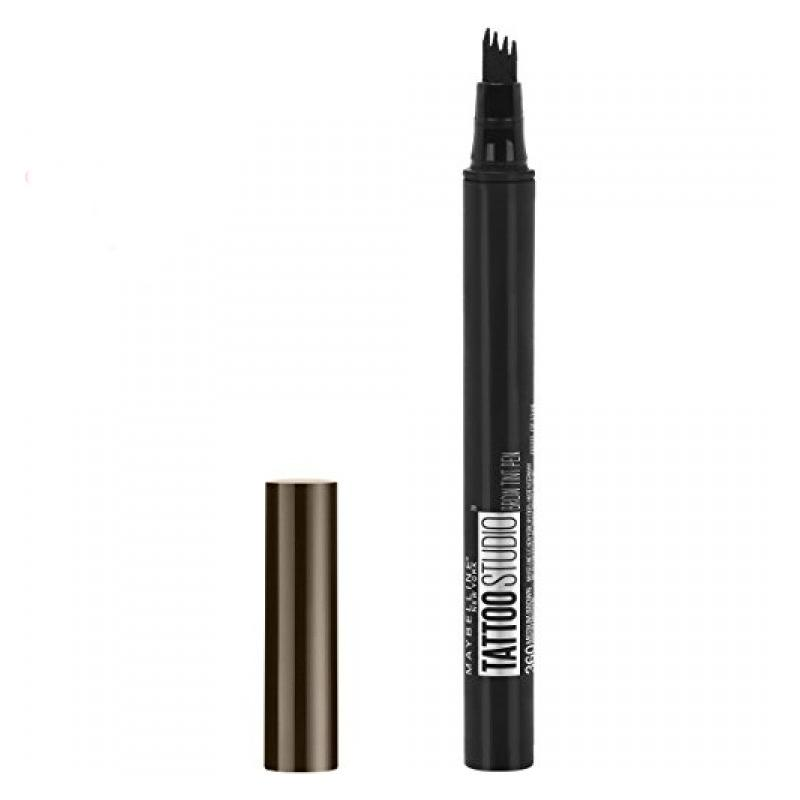Maybelline TattooStudio Brow Tint Pen | 365 Deep Brown