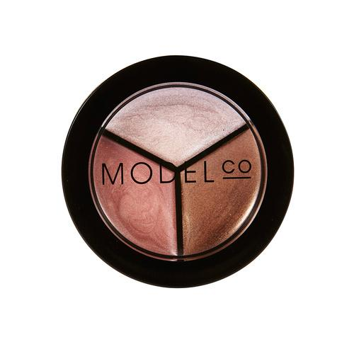 Model Co 3In1 Trio Palette Highlight & Contour