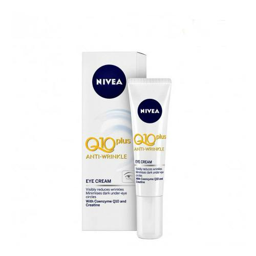 Nivea Q10 Plus Eye Cream Anti-Wrinkle 15ml