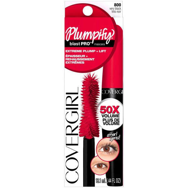 Covergirl Plumpify Mascara | 800 Very Black