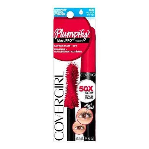 Covergirl Plumpify Waterproof Mascara | 825 Very Black