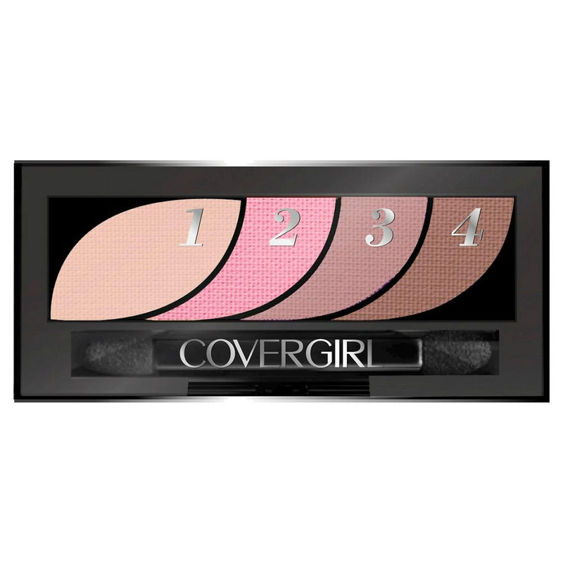 Covergirl Quad Eyeshadow | 720 Blooming Blushes