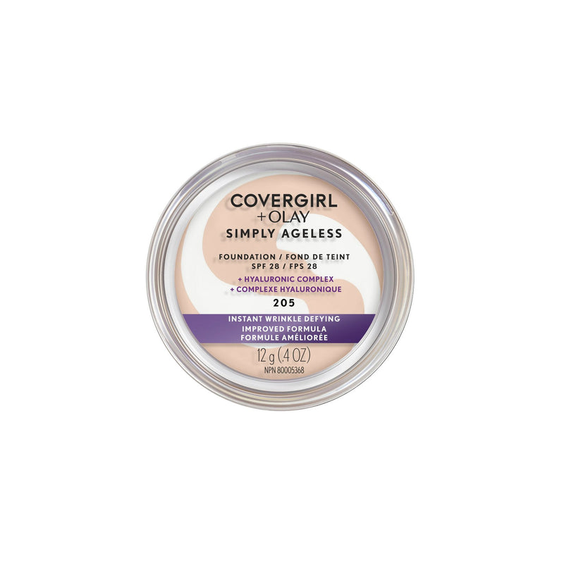 Covergirl +Olay Simply Ageless Foundation