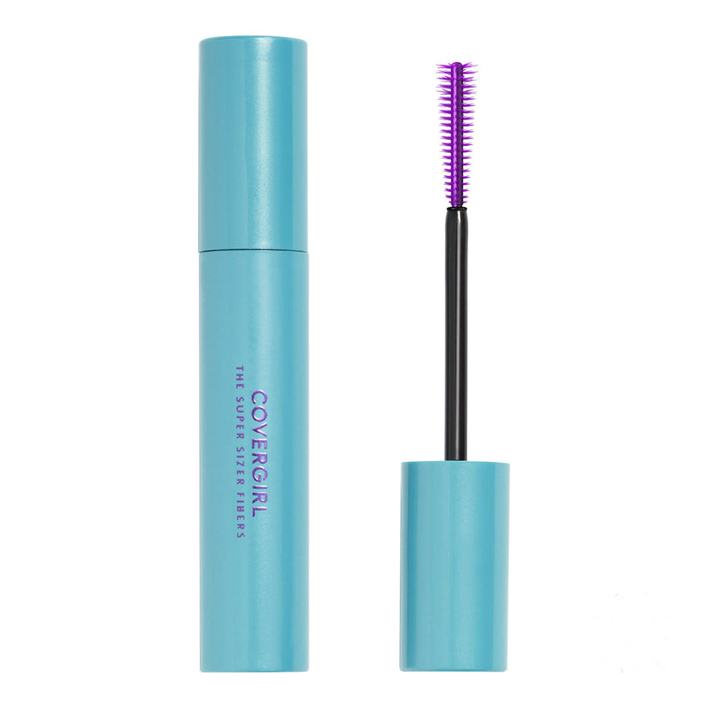 Covergirl The Super Sizer Fibers Mascara | 800 Very Black