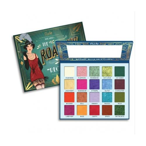 Rude The Roaring 20's Eyeshadow Palette | Reckless